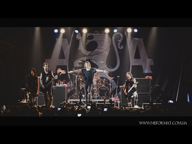 Asking Alexandria - 5 - Breathless - Live@Bingo [03.11.2015]
