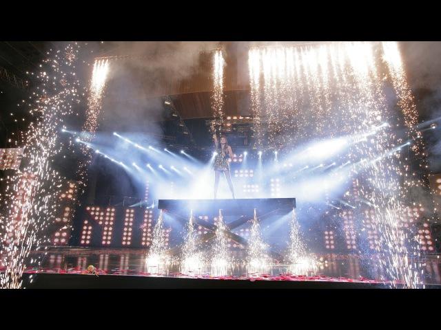 Ани Лорак - It's My Life (Live Шоу Каролина ) » Freewka.com - Смотреть онлайн в хорощем качестве