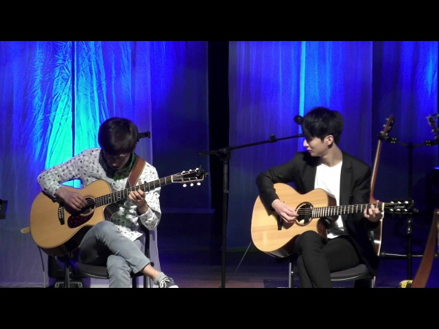 (Sungha Jung) Backpacking - Youngho Jung Sungha Jung