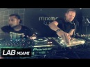 Adam Beyer b2b Joseph Capriati techno set in Mixmag Lab Miami