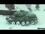 Большие модели танков RC TANKS. Winter War . 1:6 scale.HD.mp4