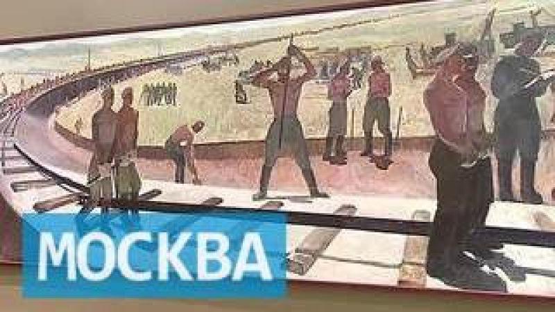 Торжество соцреализма: выставка постреволюционного искусства