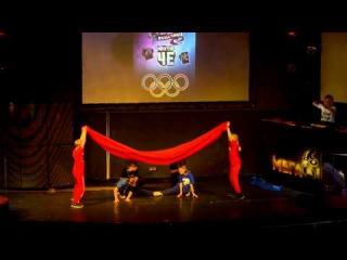 Хип-хоп в Челябинске (7-9 лет) - Школа танцев