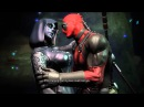 Deadpool - Cutscene - Deadpool And Death Lady Hot Romance In Boat - [HD]