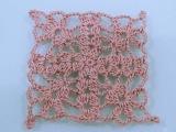 Crochet Granny Square Pattern #4 part 1 of 2
