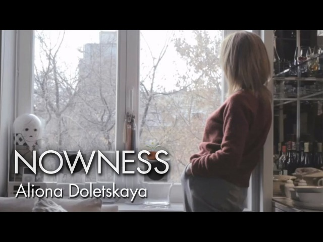 In Conversation with Aliona Doletskaya by Leigh Johnson