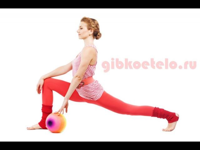 Растяжка для начинающих Раскрытие тазобедренных суставов Stretching for Beginners