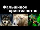 Фальшивое христианство хамелеоны, волки и овцы.