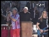 Deep Purple with Pavarotti &amp Friends - Smoke on the water (HD)