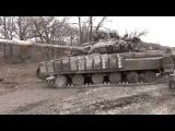 Углегорск подбитые и захваченые танки едут на рембазу ДНР(Военторг работает)