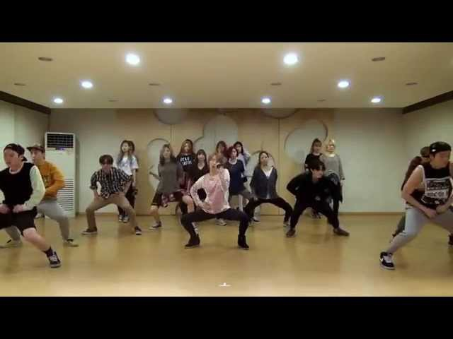 4MINUTE - 오늘 뭐해 (Whatcha Doin' Today) (Choreography Practice Video)