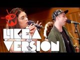 Tuka covers Angus and Julia Stone 'Big Jet Plane' for Like A Version