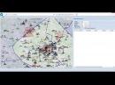 Составление плана полёта на сайте