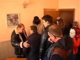 Избиение украинскими псами руководителя ТВ канала в Одессе