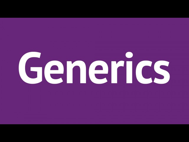 C Generics Tutorial: Whats and Whys