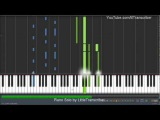 Christina Perri - A Thousand Years (Piano Cover) by LittleTranscriber