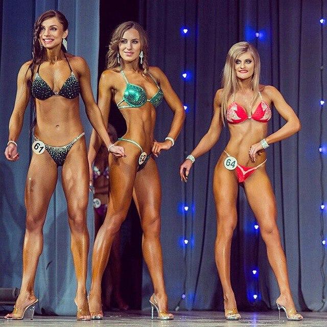 Ekaterina Nikisheva - Bikini Fitness │ Image Source: Katerina Nikisheva