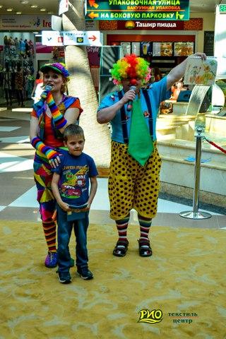 Детский праздник 05-07-15