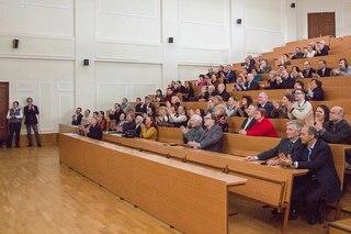 Встреча выпускников - 2015