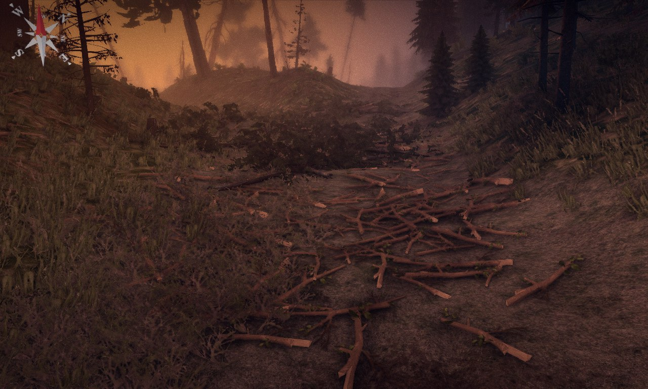 """Карта: """"Уральские горы""""для версии игры 03.12.14 для Spintires - Скриншот 3"""