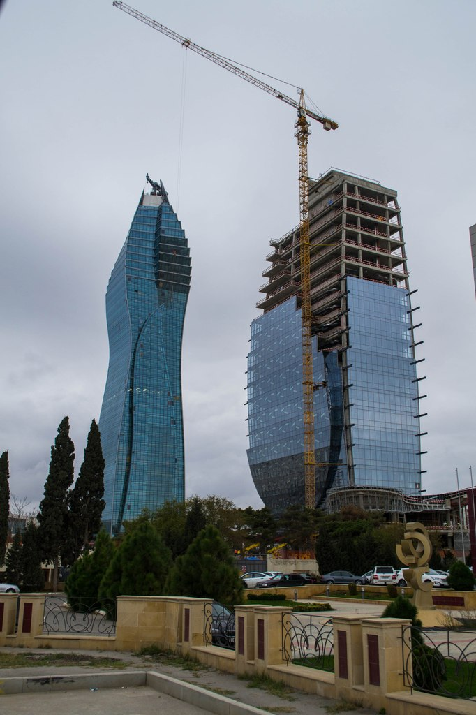 SOCAR Tower - The Skyscraper Center