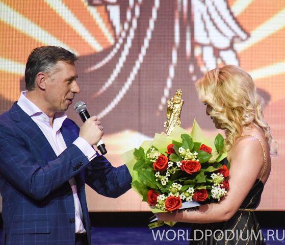 Елена Мещерякова - «Женщина России 2014»
