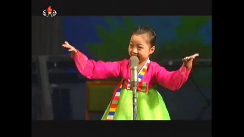 КНДР Детский концерт 공화국창건 67돐경축 제10차 《학생소년예술개인경연》종합발표회 1