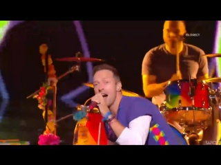 Coldplay - Adventure of a Lifetime (Live at NRJ Music Awards 2015)