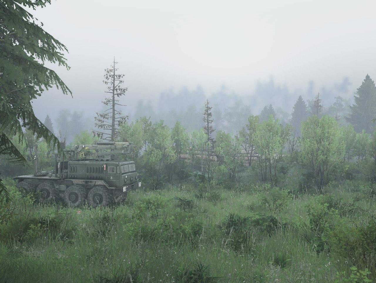 """Карта """"Proba"""" для 13 04 15 для Spintires - Скриншот 2"""
