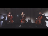 Apocalyptica - Nothing else matters. (live acoustic at Nova Stage).