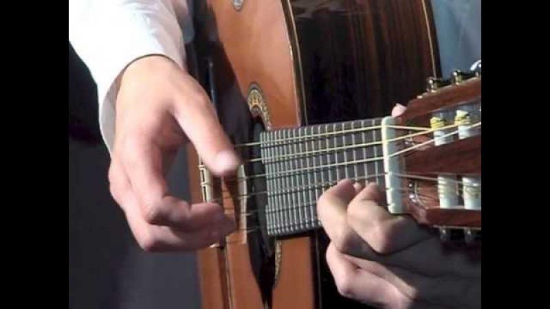 Михаил Оленченко - Шопен-Вальс Op.64 No.2 / Mikhail Olenchenko - Chopin-Waltz Op.64 No.2 (guitar)