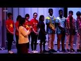 Концерт знакомство иностранных студентов ДГТУ