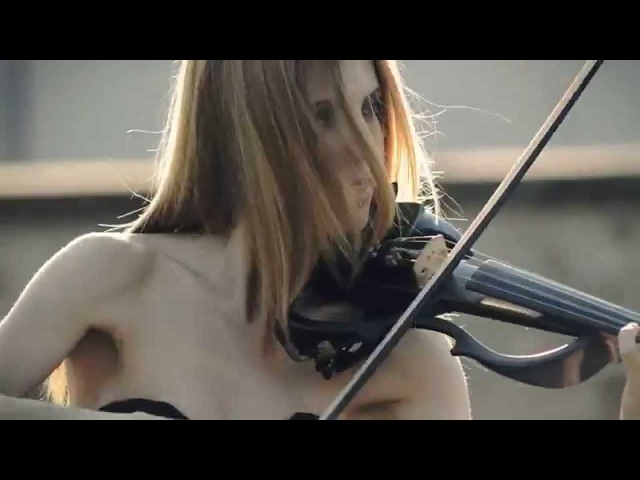 LUVIENNE Popcorn remix (dubstep violin)