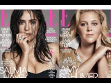 Amy Schumer, Salma Hayek, Dakota Johnson And More SIZZLE On Elle's Women In Hollywood Covers