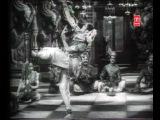 12+Padminis bharatanatyam in Shiv Bhakta 1955
