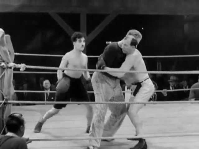Box: Ch. Chaplin Чарли Чаплин: