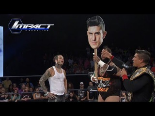 EC3 Appoints Personal Assistant Jeff Hardy With Embarassing Task (Sep. 9, 2015)