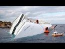 Секунды до катастрофы Катастрофа Коста Конкордии National Geographic