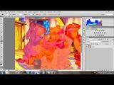Как убрать цветной фон с картинки