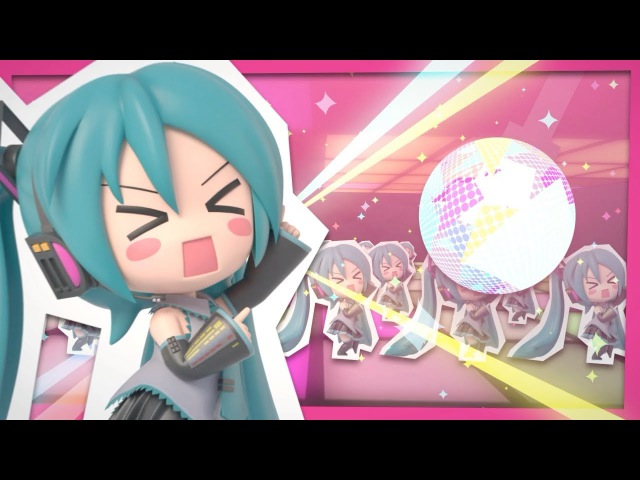 初音ミク Project mirai 2 OP曲『アゲアゲアゲイン』フル ver.PV