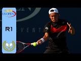 Tatsuma Ito vs Steve Johnson ~ Highlights ~ US Open 2014 (R1)