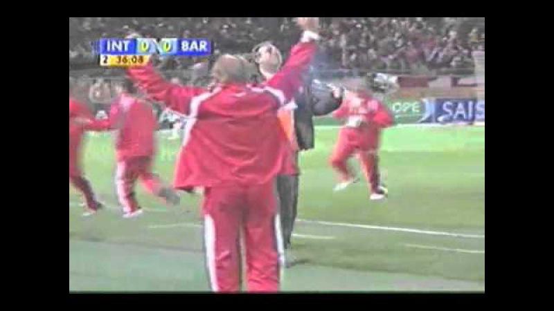 Gol de Gabiru no Mundial- Narração de Galvao Bueno