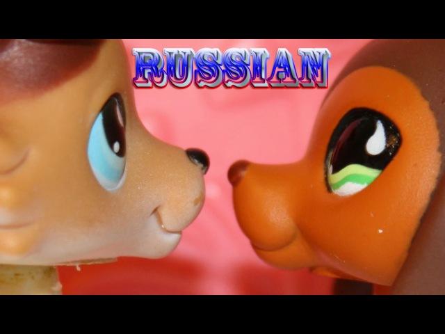 Littlest Pet Shop Popular (Episode 6 Моменты Отражения) RUS (Русская озвучка)
