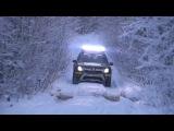 Тест-драйв Renault Duster — экспедиция Arctic Challenge в Заполярье