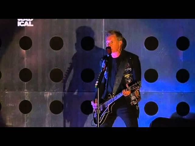 Metallica Live @ Rock in Rio Lisboa 2012 Full Concert SATRip