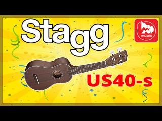 Укулеле STAGG US40-S (Soprano ukulele)