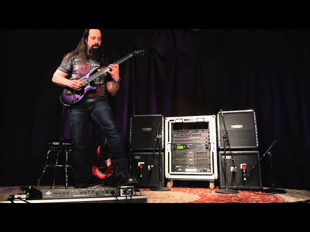 Туровое оборудование John Petrucci / Джон Петруччи (2014) (Перевод от ExpMus)