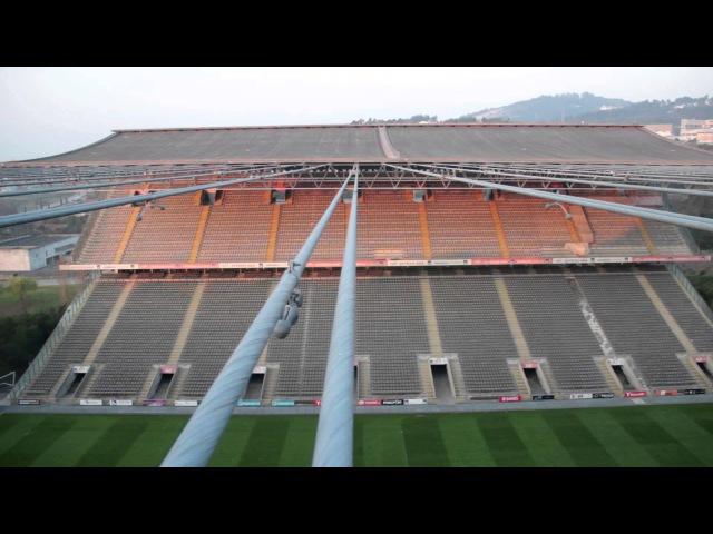 Eduardo Souto Moura S C Braga Stadium