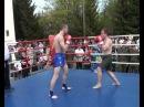 Кикбоксинг. Титульный бой