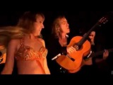Alex Fox - Guitar on fire